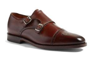 Allen Edmonds St. Johns Double Monk Strap Shoe